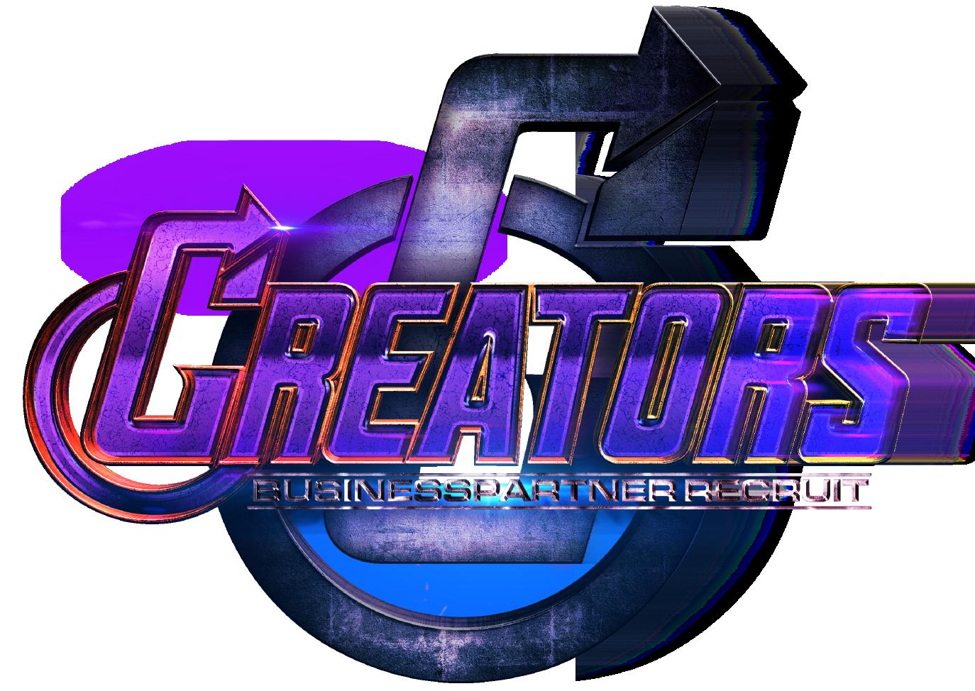 CREATORSのロゴ