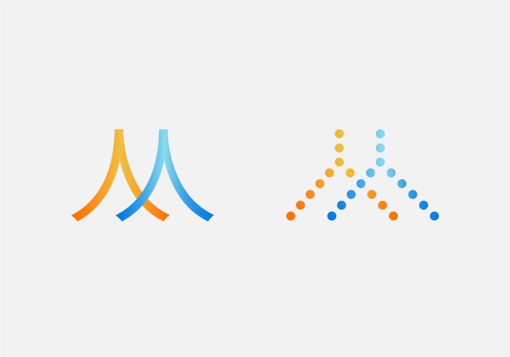 ロゴのコンセプトの画像